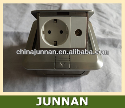 Electrical Outlets Floor Box for Multimeida Conference System