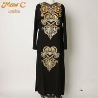 2013 Cheap beautiful dubai kaftans