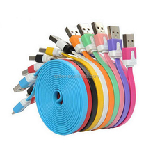 1M 3FT Micro USB Data Sync Charging Cable for Samsung HTC Blackberry Android Mobile Phone