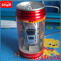 Promotion Products kids toys 1:63 Scale Coke Can Package Mini Racing Car Toys 2015-1A