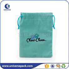 Wholesale custom canvas bags with embroidery