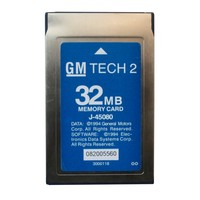 Tech2 32MB Pcmcia Memory Card with 6 kinds of software & Empty Card Hot 32MB Card Free Shipping