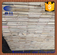 18mm rubber wood finger joint lamination board for Middle East market