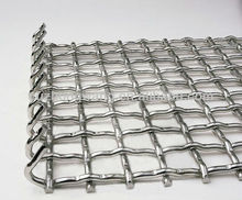 ss 304,316 crimped wire mesh Factory
