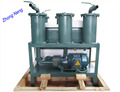 Waste Oil Purification Machine Lube Oil Filtration System