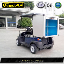 Electric golf cart frame for sale