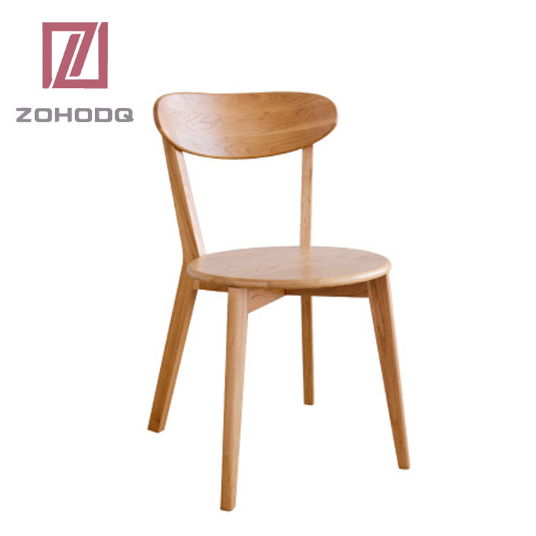 Modern hotel dining <strong>chair</strong> waiting room wood study <strong>chairs</strong>