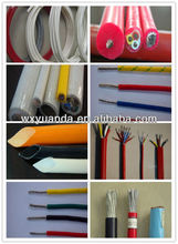 high temperature silicone electric cable