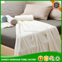 Factory hot selling 70cm*140cm hotel towel logo