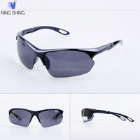 Wholesale China Basketball Sports Racing Glasses Custom Mens Sunglasses