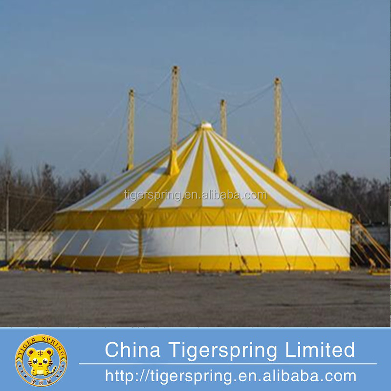 outdoor giant special design circus tent for sale