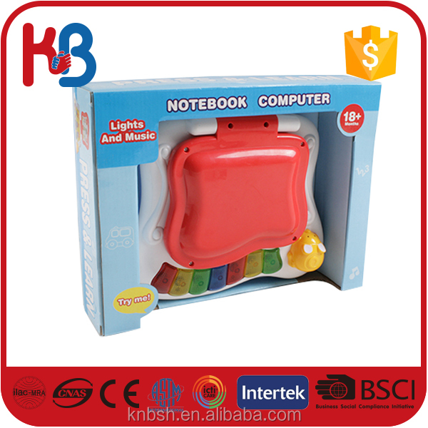 Infant Laptop Keyboard Musical Toys For Preschool