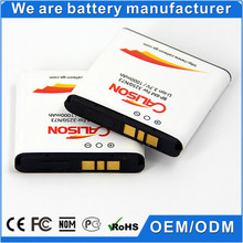 3.7v 1100mAh Li-ion Battery BP-6M for Nokia N9/ N73/ N93/ N93S/ N77/ 3250/ 6151/ 9300/ 9300I/ 6280/ 6288/ 6233/ 6234