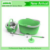 Easy life magic mop New PP bucket spin mop,online shopping india microfiber magic mop