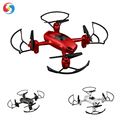 Best selling RC Drone toy with 30P Camera Video WiFi Quadcopter RC Helicopter 3D Flips 6-Axis Gyro color Red gray  made in China