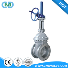 Industrial 12 18 Inch WCB Class150 Bolted Bonnet Flanged Ends Gate Valve