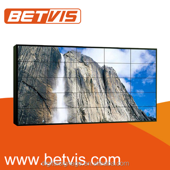 Betvis bezel 3.5 HD video wall lcd display