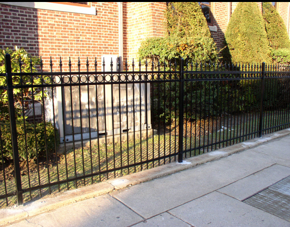 Privacy Rustproof modernized customizable iron Fence