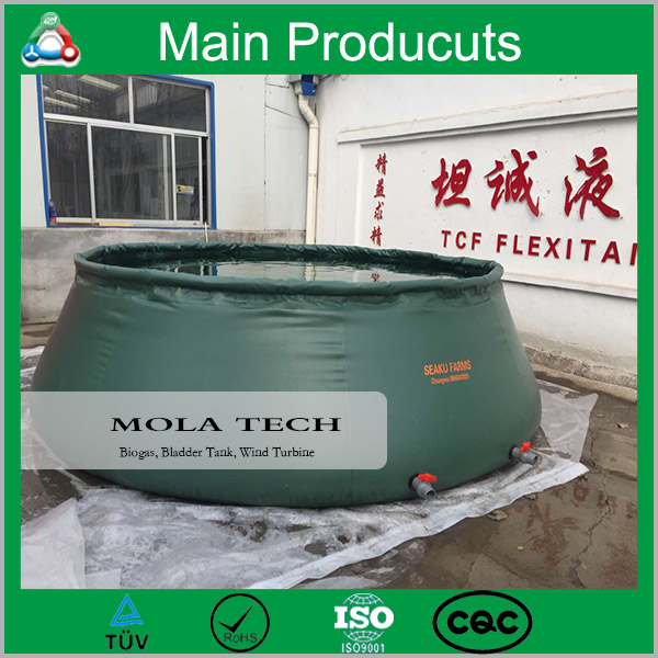 China Mola Food Grade Soft Water Tank Onion Water Reservoir