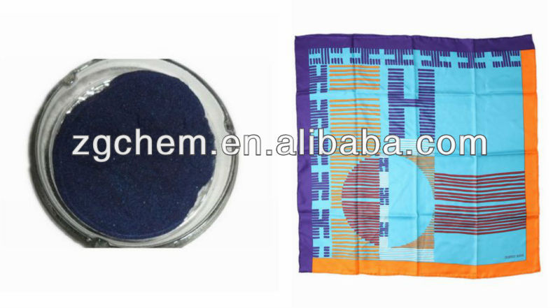Special acid dyestuff for silk dyeing