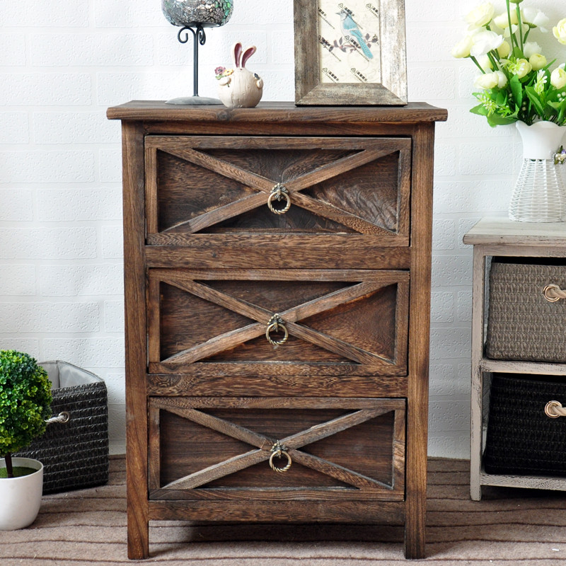 Vintage Antique Storage Wooden Kitchen <strong>Cabinet</strong>