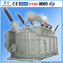 66kV Oil filled Electrical Transformer IEC standards for power transformers