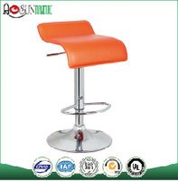 Home Furniture General Use and ABS Material antique plastic bar stool