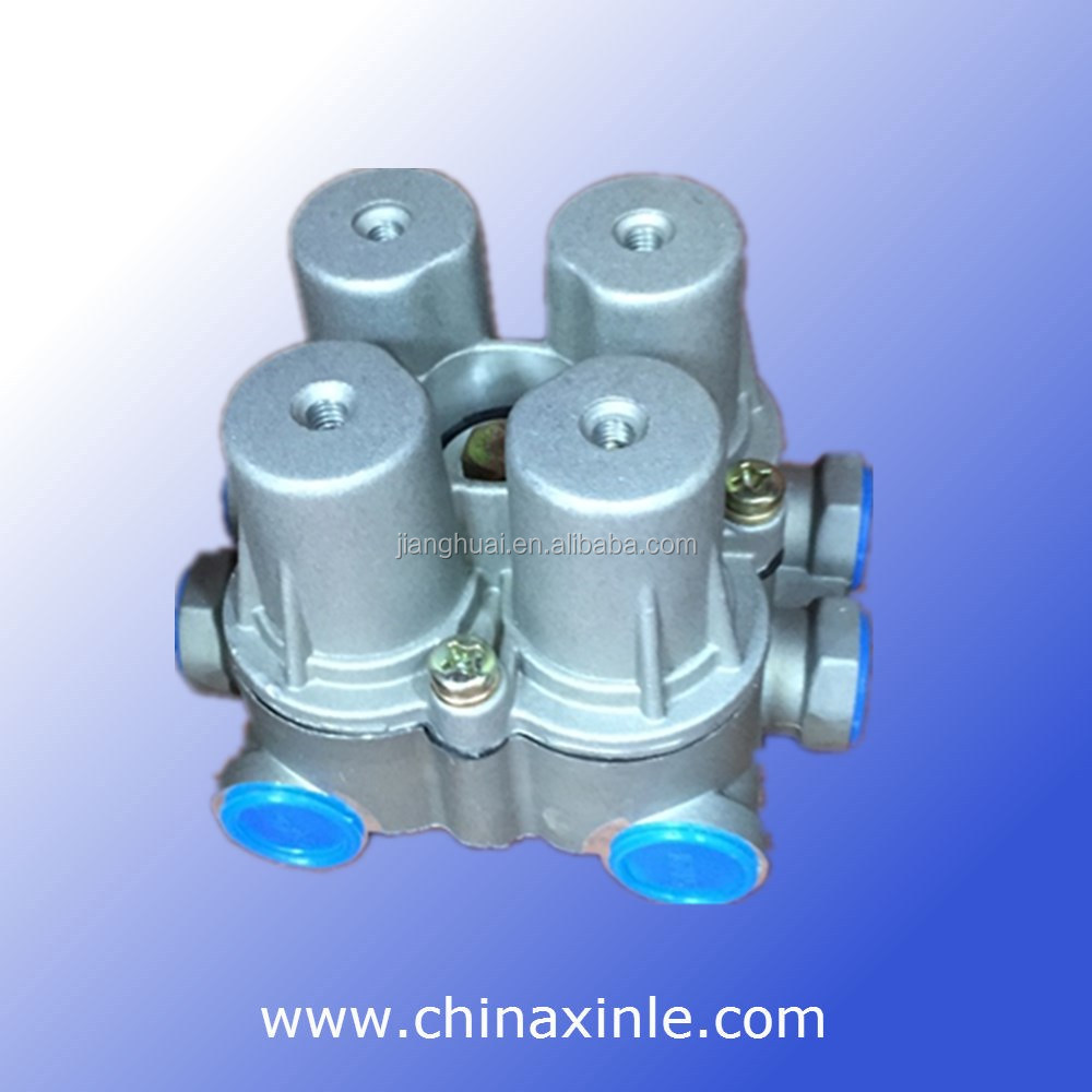 High Quality Truck Parts Four Circuit Protection Valve AE4168
