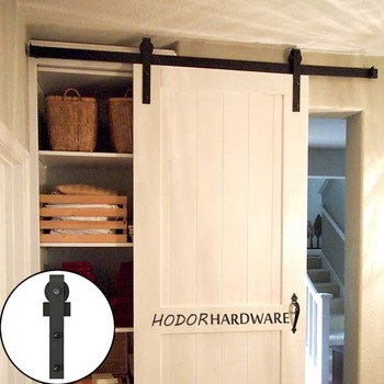 15Ft Timeless Barn Door Hardware Arcadia Sliding Patio Doors