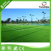 10mm artificial grass for basketball and tennis court