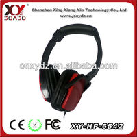 Competitive price famous brand noise cancelling headphone oem TPE cable