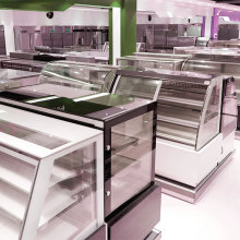 Wholesale used appliances Kitchen restaurant equipment in north africa europe grill