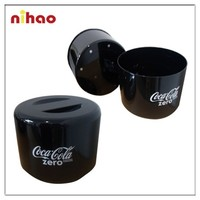 2015 New Design Plastic Cheap Ice Bucket Acrylic For New Year