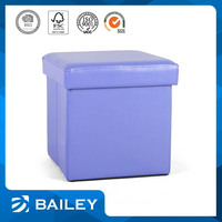 Bailey- PRINTING style folding storage ottoman and dog house