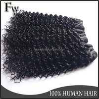 High quality kinky baby curl hair weave wholesale raw unprocessed remy human hair color swatches