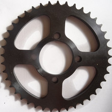 CHINA MANUFACTURER MATERIAL OF BAJAJ DISCOVER CHAIN SPROCKET
