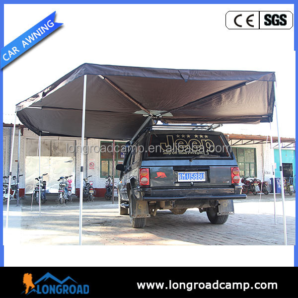 4x4 Off Road Car Awning Fox Wing Campers Vehicle Awning ...