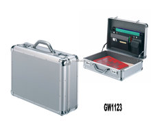 strong&portable aluminum briefcase,laptop case,suitcase from China factory high quality