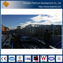 cold formed steel galvanized prefab home