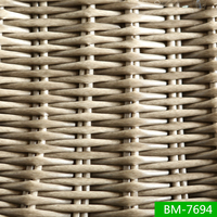 Strong Drawing Force Imitation Rattan Furniture