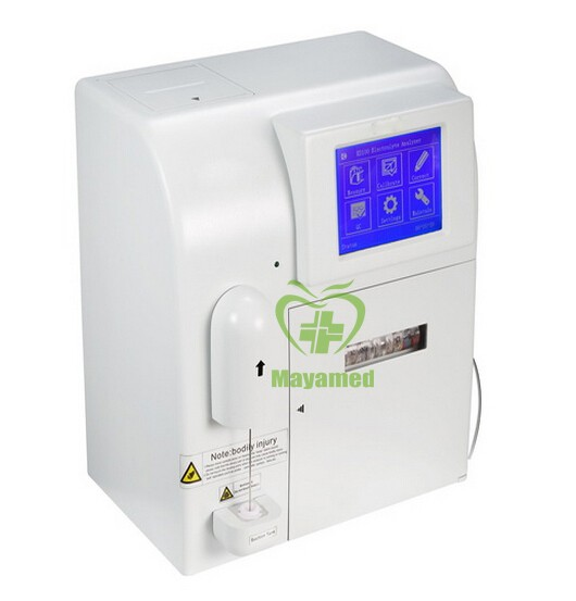 MY-B030A Best Selling Medical Equipment Blood Analysis System Blood Gas medica easylyte electrolyte analyzer with best price
