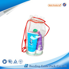 cosmetic pvc plastic bags products imported from china
