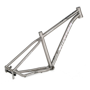 Hot selling bicycle 29er mountain titanium bike frame