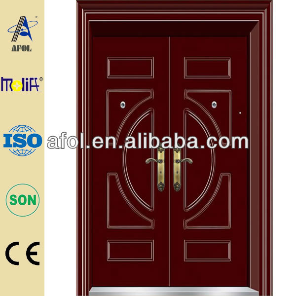 Zhejiang AFOL unique home designs security doors for house