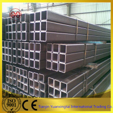 Q195 Thin Wall square pipe, thin wall square tube, welded thin wall steel pipe