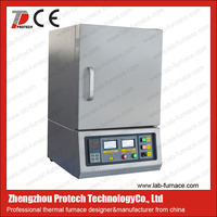 Biochemistry testing muffle furnace used in laboratory and industrial