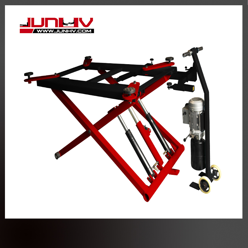 Easy Moving Scissor Car Lift for Tire Service