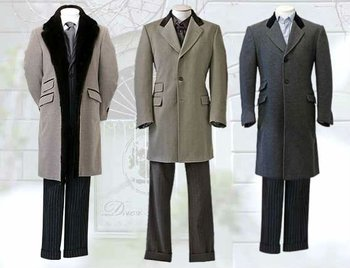 Overcoat Made to Measure For Men and Women - Bespoke