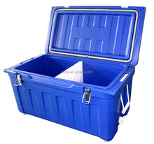 Double-wall food cooler container insulation cooler box plastic cooler box