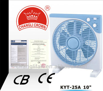 cheap electric box fan